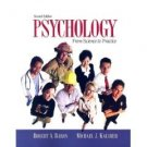 Psychology: From Science to Practice 2nd by Baron, Robert 0205516181