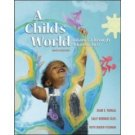 A Child's World by Diane E. Papalia 0072967315