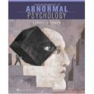 Fundamentals of Abnormal Psychology 4th by Ronald J. Comer 0716786257