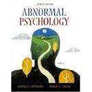 Abnormal Psychology 4th by Robert E. Emery 0130488909
