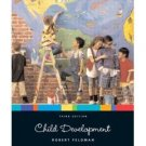 Child Development 3rd by Robert S. Feldman 0131829610