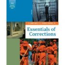 Essentials of Corrections 3rd by G. Larry Mays 0534628834