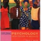 Exploring Psychology 6th by David G. Myers 0716789310
