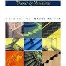 Psychology 6th by Wayne Weiten 0534597696
