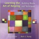 Learning the Art of Helping 3rd by Mark E. Young 013111753X