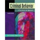 Criminal Behavior: A Psychosocial Approach 7th Ed. by Curt R. Bartol 0131850490