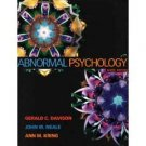 Abnormal Psychology 9th Ed. by Ann M. Kring 047118120X
