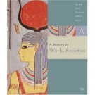 A History of World Societies 7th Volume A by John McKay 0618610960