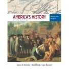 America's History 6th Volume 1: To 1877 by James A. Henretta 0312452853