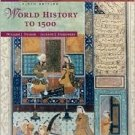 World History to 1500 5th by William J. Duiker 0495050601