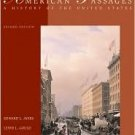 American Passages A History of the United States 2nd by Ayers 0534607411