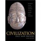 Civilization Past & Present Single Volume 10th by Brummett 032109090X