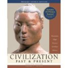 Civilization Past & Present 11th Volume I by Palmira Brummett 0321428382