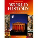World History Patterns of Interaction by Dahia Ibo Shabaka 0618131795