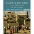 Traditions And Encounters 3rd Volume 1 by Jean M. Williams 0073195669