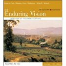 The Enduring Vision 5th Volume I To 1877 by Boyer 0618473831