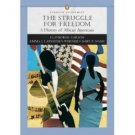 Struggle for Freedom: A History of African Americans Concise Edition by Carson 0321355768