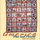 America: Past and Present: Brief 6th Edition by Divine 0321183061
