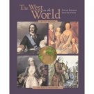 The West in the World, 2nd Volume II by Dennis Sherman 0072878320