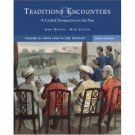 Traditions and Encounters 3rd Vol. 2 by Jerry Bentley 0073195685