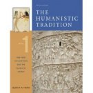 The Humanistic Tradition 5th Edition book 1 by Gloria K. Fiero 0072910070