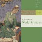 History of World Societies Volume 1 by John P. McKay 0618610944