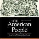 The American People, Brief 4th Edition by Nash 0321094344