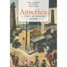 America: A Concise History 3rd by James A. Henretta 0312413645