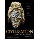 Civilization Past & Present 10th Vol. II Chap 13-25 by Brummett 0321090985
