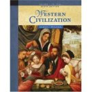Western Civilization 6th Vol I: To 1715 by Spielvogel 0534646034