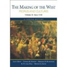The Making of the West, Vol. 2 by Lynn Hunt 0312402082