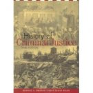 History of Criminal Justice 3rd by Herbert Alan Johnson 1583605150