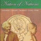 Nation of Nations: A Narrative History of the American Republic 5th Ed by Heyrman 0072870982