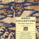 World Civilizations Volume 1 4th Ed. by Stearns Peter 0321182804