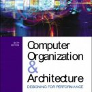 Computer Organization and Architecture 6th by William Stallings 0130351199