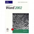 New Perspectives on Microsoft Word 2002, Comprehensive by Zimmerman 0619020954