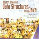 Object-Oriented Data Structures Using Java by Nell Dale 0763710792