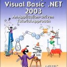 Simply Visual Basic.NET 2003 An Application-Driven Tutorial Approach by Deitel 0131426400
