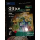 Microsoft Office 2003: Introductory Concepts And Techniques 2nd by Gary B. Shelly 0619254858