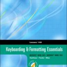 Keyboarding & Formatting Essentials, Lessons 1-60 by Susie VanHuss 0538727578