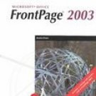 New Perspectives on Microsoft FrontPage 2003, Introductory by Jessica Evans 0619213779