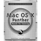 Mac OS X Panther Hands-On Training by Garrick Chow 0321241711