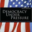 Democracy Under Pressure 10th by Milton Cummings 0534630901