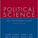Political Science 10th by James A. Medeiros 0132425769