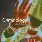 Criminology 9th by John E. Conklin 0205464408