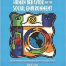 Human Behavior and the Social Environment 4th by Joe M. Schriver 0205377815