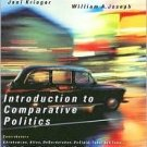 Introduction to Comparative Politics 4th by Joel Krieger 0618604472
