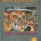 Sociology 9th by John J. MacIonis 0130488844