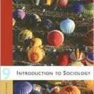 Introduction to Sociology 9th by Henry L. Tischler 0495093343
