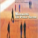 Managing the Public Sector 7th by Grover Starling 0534631509